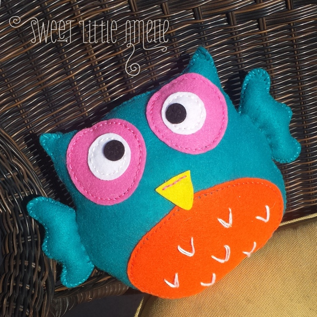 diy-owl-pillow