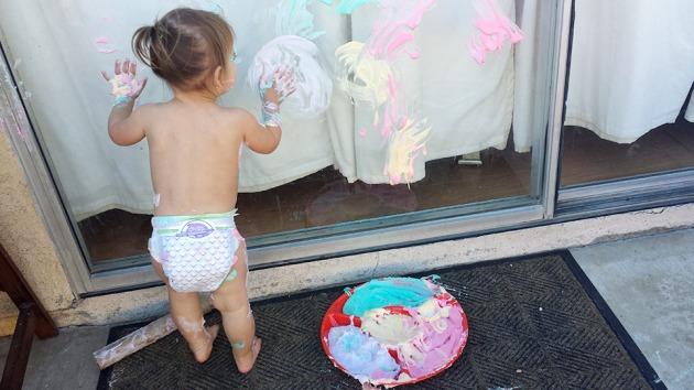 window-painting